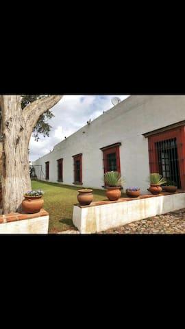Exhacienda Rancho Guadalupe, Hidalgo