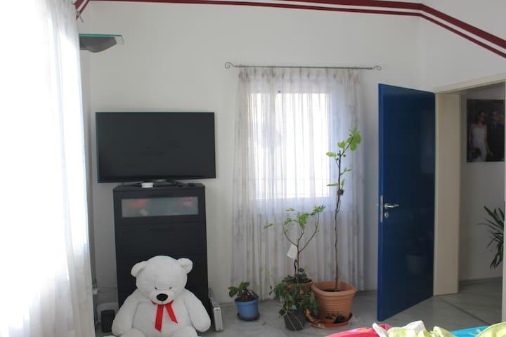 Schönes Zimmer in ruhiger Lage - Baltmannsweiler - Apartament