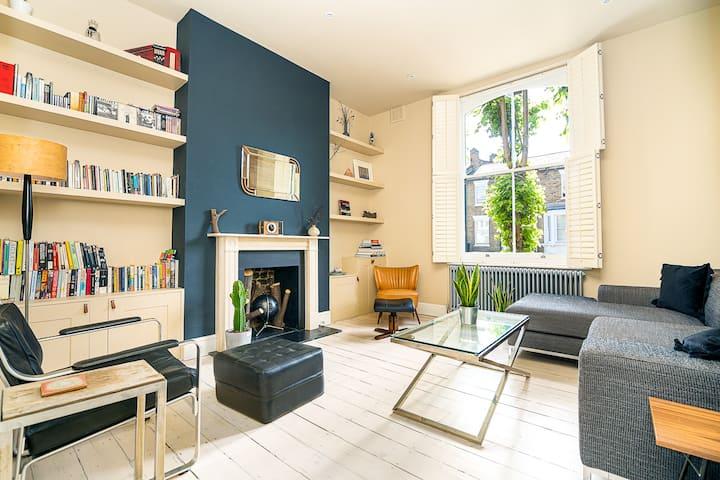 Stylish, Chic & Modern Nice One Bedroom Apartment!
