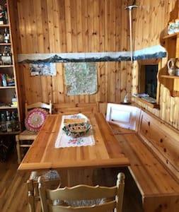 Casa con vista a Bielmonte, montagna per famiglie