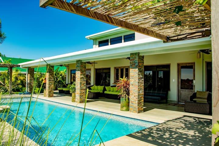 Casa Esmeralda - Rivas - บ้าน