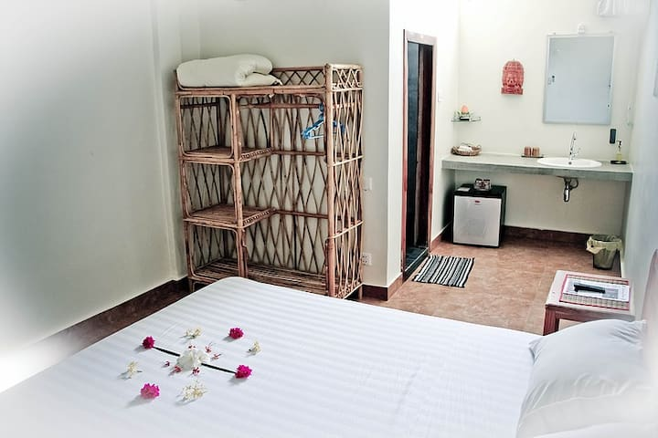 Sweet room for two in Battambang - Krong Battambang - Villa