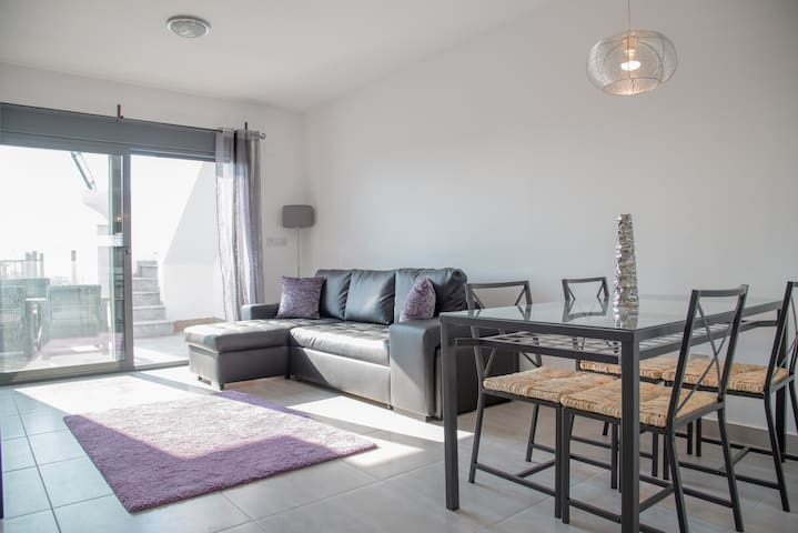 Lovely Brand New Apartment with all Facilities - Pilar de la Horadada - Leilighet