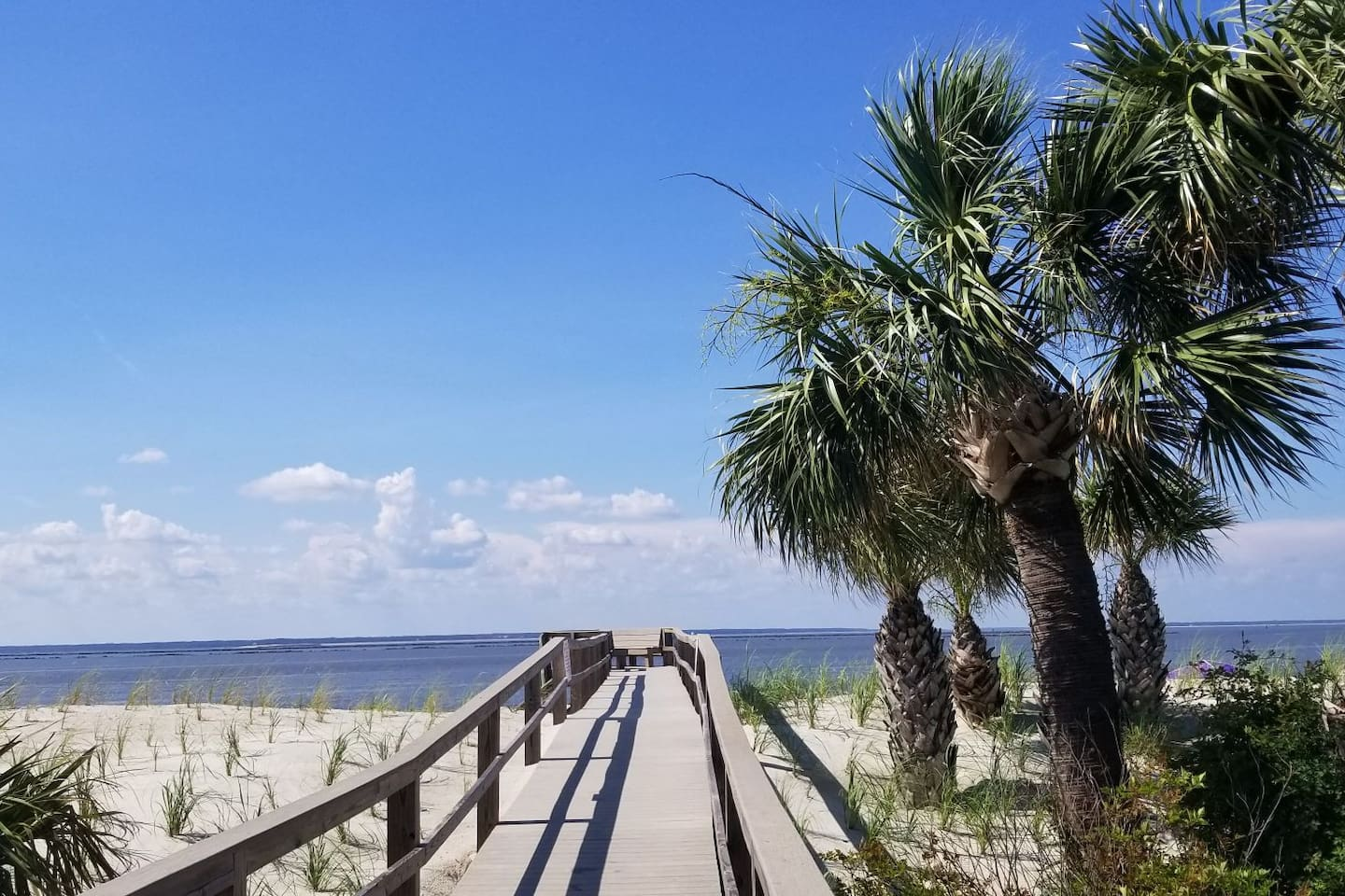 Enjoy Tybee's quiet North End- this community features private beach access!