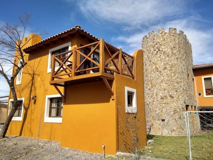 Casita OmopuA en San Lorenzo