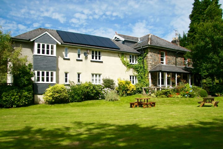 Lydford Country House - Lydford - Bed & Breakfast