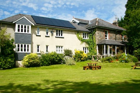 Lydford Country House - Lydford - Aamiaismajoitus