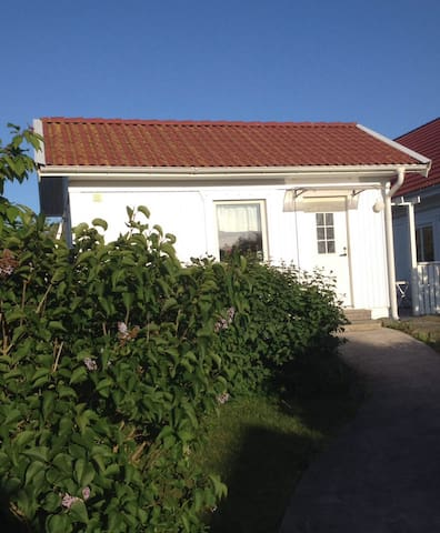 Island Cabin at beautiful Vrångö - Göteborg - Houten huisje