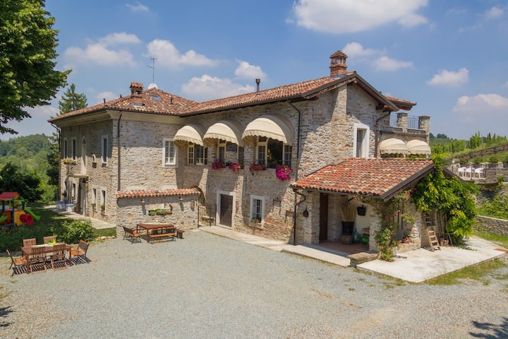 Country House - Private Pool - Casa Tra Vigneti