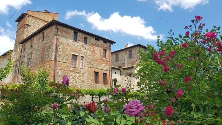 Camera in Abbazia a Perugia