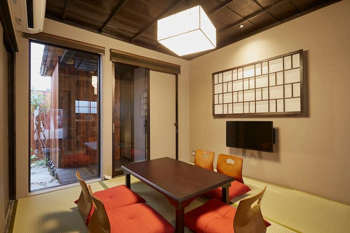 -牡丹-Kyoto station-Traditional Private Condo Botan