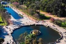 Vem conhecer o Espelho d'água no Parque da Redenção em Porto Alegre!