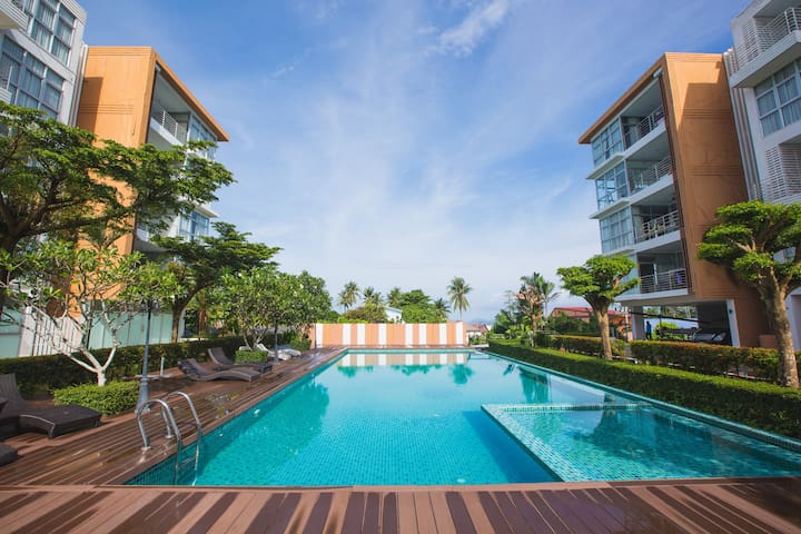 The Excellent condo Klong Muang-Studio Room