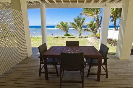 Studio Villa Beachfront 2