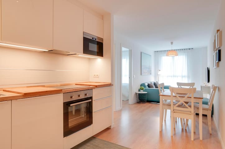 Beautiful New Apartment, Los Boliches, Fuengirola - Málaga - Flat