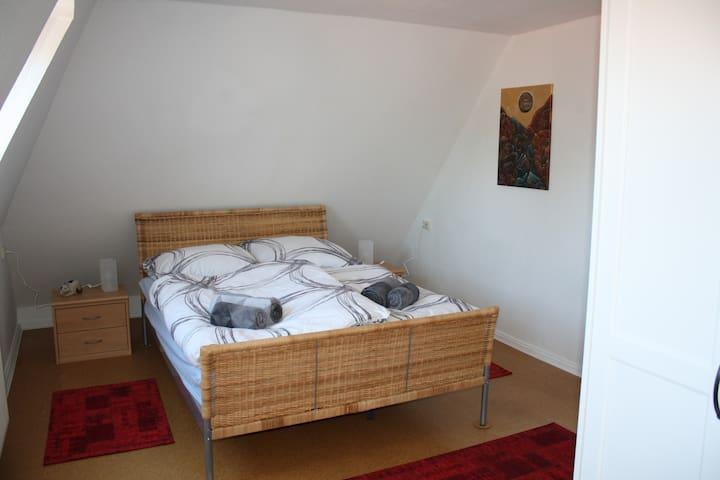 Französisches Bett (200 x 140 cm)