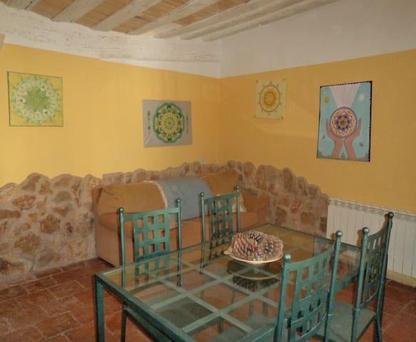 Apartamento rustico y tranquilo 2 p Princesa Zaida - Valverdejo - Lägenhet