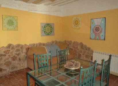 Apartamento rustico y tranquilo 2 p - Valverdejo - Departamento