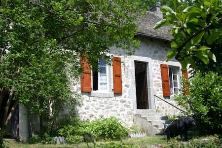 Maison- Chataigneraie-Cantal - ladinhac