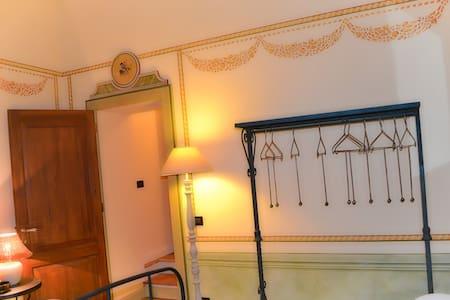 Residenza Bignonia (stanza verde) - Villa Santa Maria - บ้าน