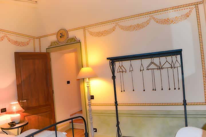Residenza Bignonia (stanza verde)