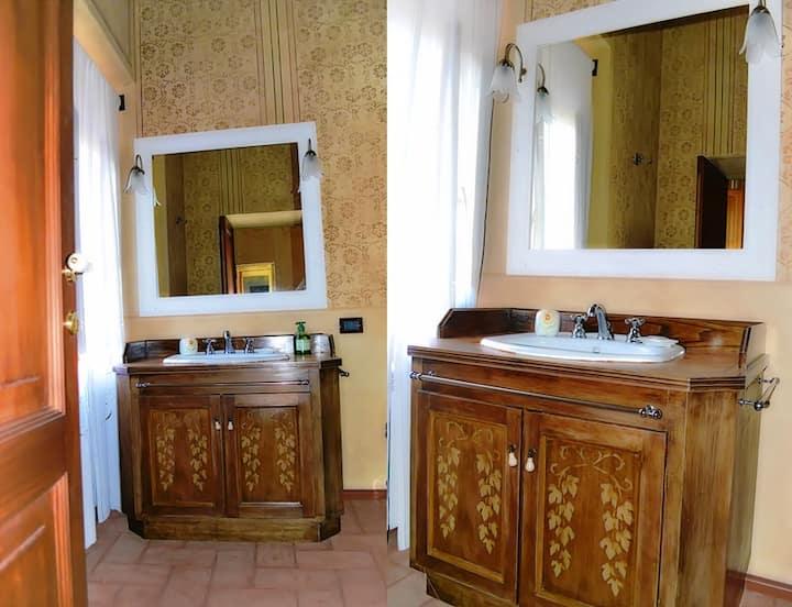 Residenza Bignonia (Stanza rosa)