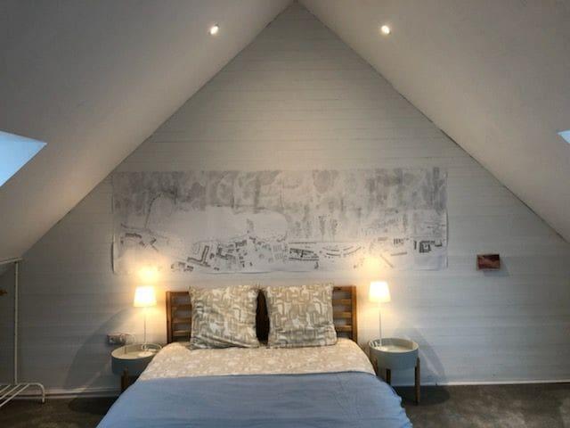 """ALLEGRIA"", chambre tout confort."