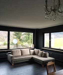 Penthouse with a view to nature - Badenweiler - Flat