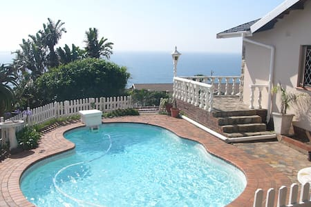 Ocean View Cottage - Durban  - Talo