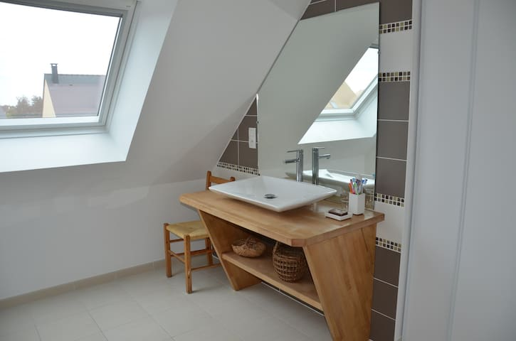 Maison 8/10 pers proche de Caen - Maltot - House