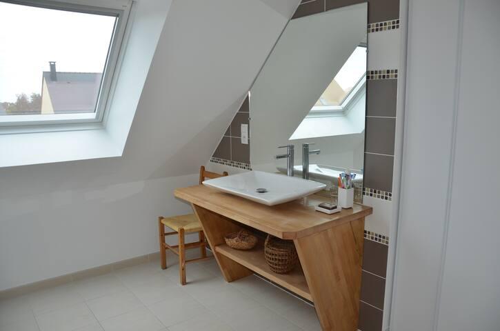 Maison 8/10 pers proche de Caen - Maltot - Casa