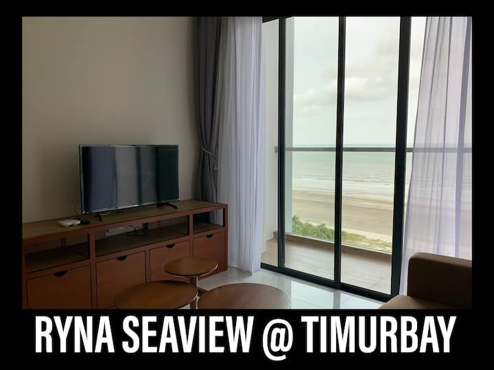 Wonderful sea & poolview @  Ryna Seaview Timur Bay