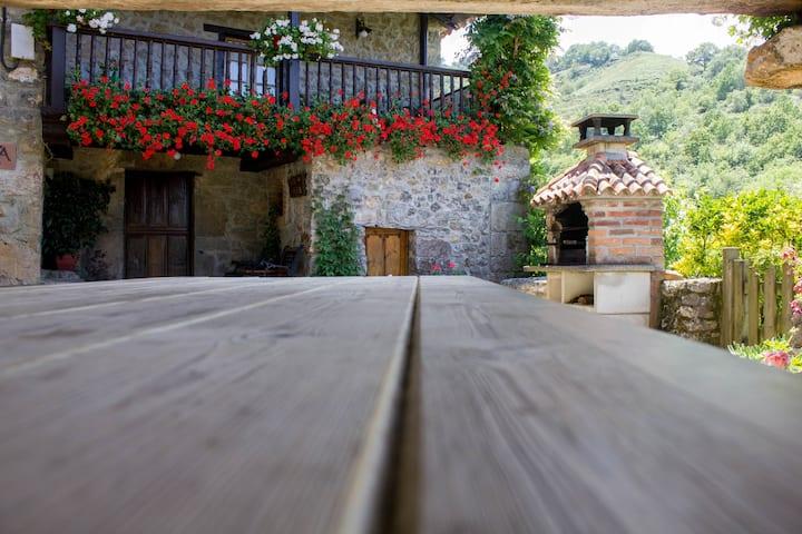 Casa Rural La Tata (Cabielles, Cangas de Onis)