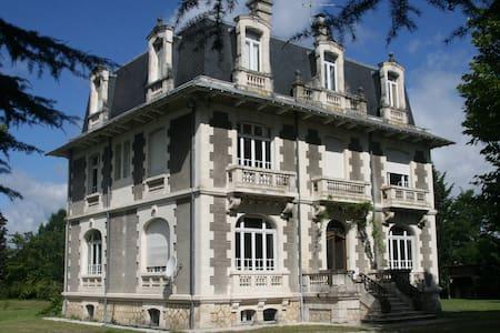 Maison de maître - Ychoux