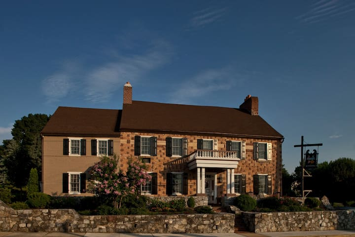 Historic Smithton Inn - Group Stay - Ephrata - Wikt i opierunek