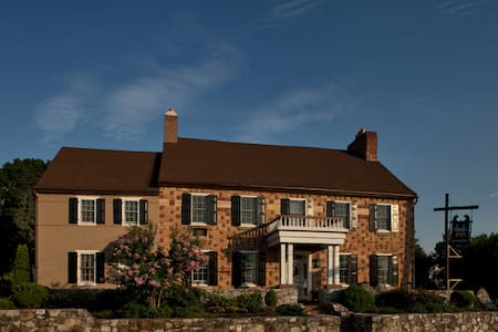 Historic Smithton Inn - Group Stay - Ephrata - Penzion (B&B)