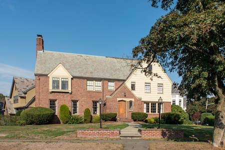 Large apartment in a 1930's Mansion - West Medford - Medford