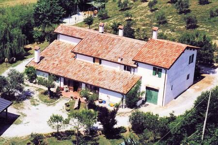 Villa with pool Shanti B&B - Rimini - Bed & Breakfast