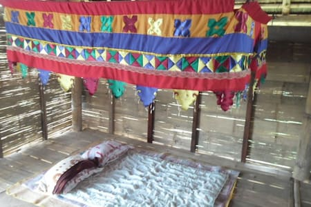 Tiboli Traditional House