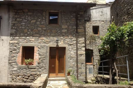 A fully renovated charming house - Bagnone