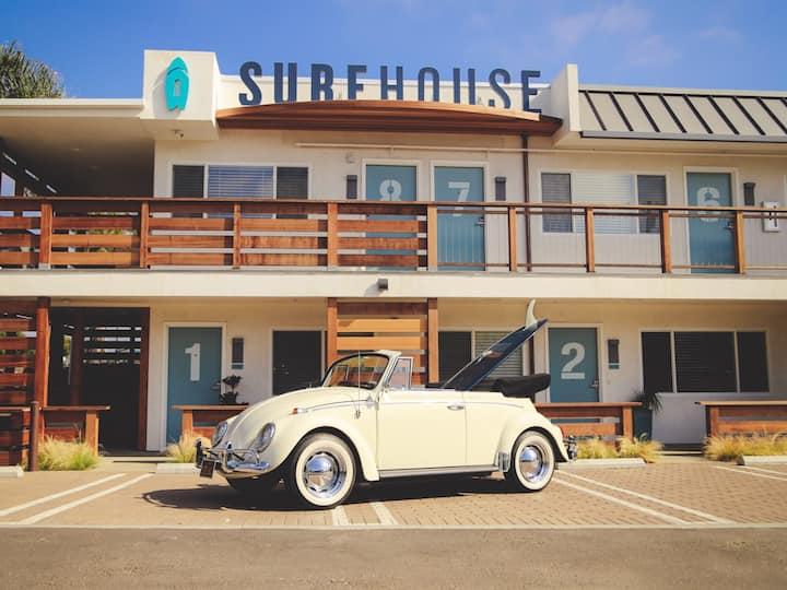Surfhouse Boutique Motel - Seaside Room 3