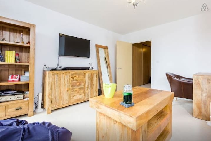 Morden one bedroom flat in London - Grande Londres - Apartamento
