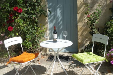 B&B in renovated Charentaise house - Villefagnan - Bed & Breakfast
