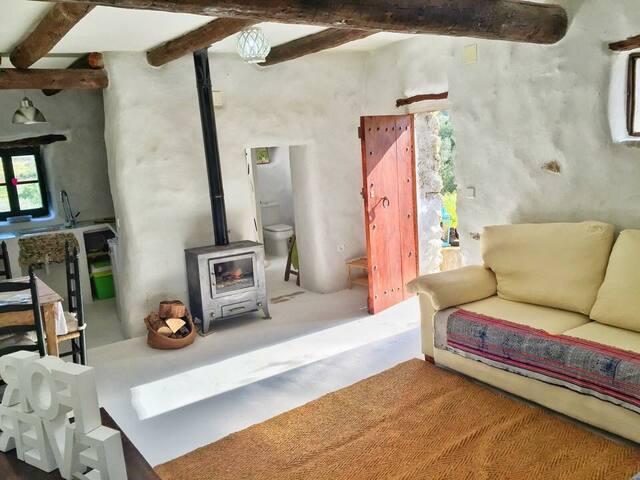 Enchanted little ibicencan House - Sant Miquel de Balansat