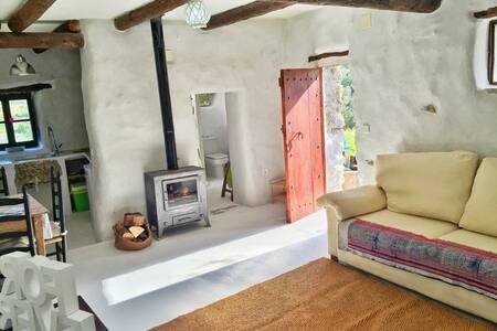 Enchanted little ibicencan House - Sant Miquel de Balansat - Casa