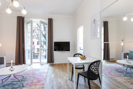 Modern apartment in centre of Stockholm - Stockholm - Apartment