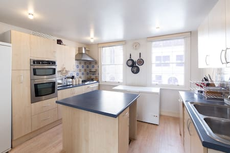 King's Cross in central London: single/double room - 伦敦 - 连栋住宅