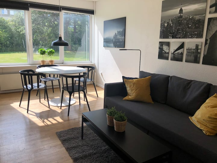 T39ast Cozy apt 20 min from central Cph