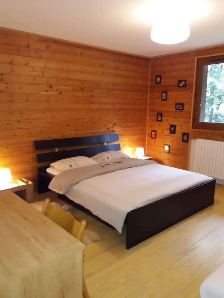 Chambre bed and breakfast