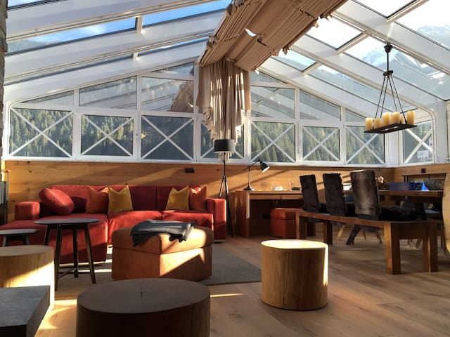 Sensational design luxury penthouse on 2 floors
